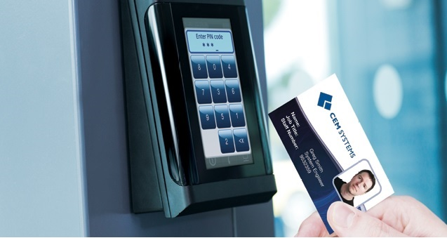 CEM Access Control Systems – The Key to your Security Is Not a Key