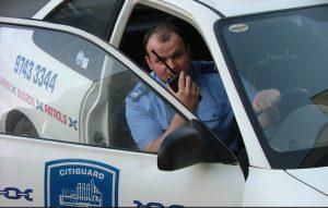 Night patrols & alarm response
