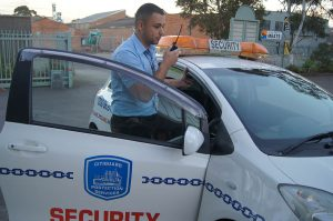 Mobile Security Guard Patrol