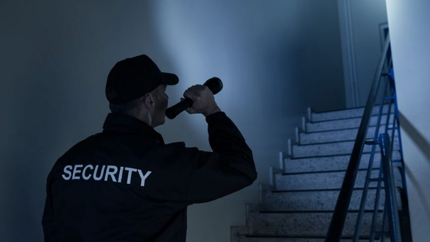Commercial & Business Security Guards