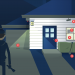 How To Secure Your Home: 8 Key Home Security Tips (Infographic)